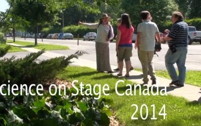 Présentation vidéo de SoSC 2014