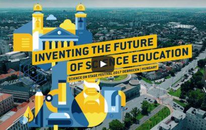 VIDÉO – Festival européen de Science on Stage 2017