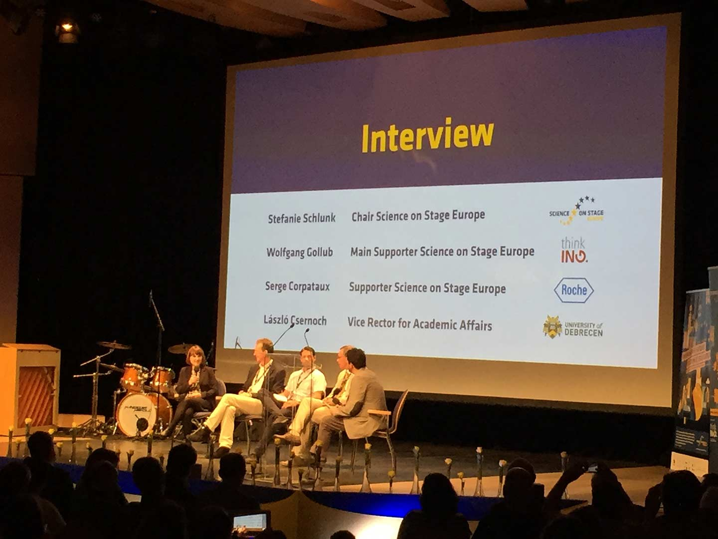 Science on Stage Europe 2017 – Various photos