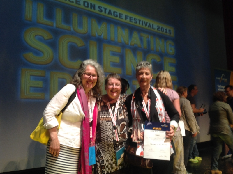 Science on Stage Europe 2015 – Quelques photos